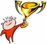 trophy winner win contest top success child adult