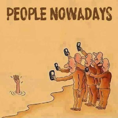kalyug people nowadays facebook twitter linked digg delicious online